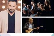 KLANGFARBEN >> BTMK Türk Halk Ensemble und Chor & Gastkünstler Çetin