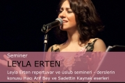 Seminer Leyla Erten